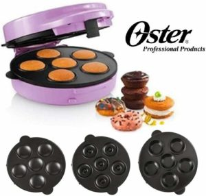 Oster Mini Dessert Maker with Different Snack Pans