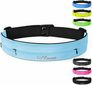 Neutral Tiffmoo Adjustable Running Belt with 3 Pouches