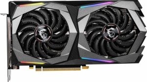 MSI Gaming GeForce 8GB GDRR6 RTX 2060 Super 256-bit Graphics Card