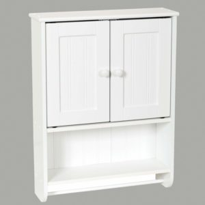 Zenna Home Cottage Wall Cabinet