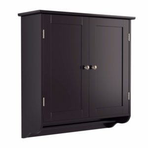 Homfa Over The Toilet Space Saver Storage Cabinet