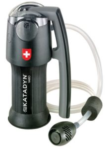 Katadyn Vario Dual Technology Microfilter Water Filter