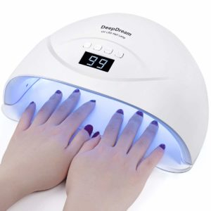 Deep Dream 54W UV LED Nail Dryer Curing Lamps