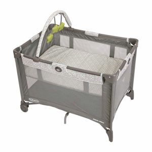 Graco Pack 'n Play On the Go Full-Size Infant Bassinet
