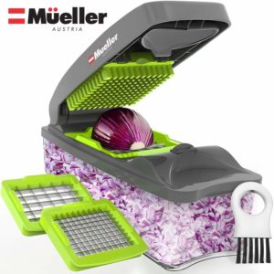 Mueller Austria Pro Vegetable Chopper Kitchen Cutter