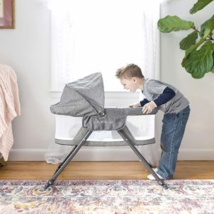 Baby Delight Go With Me Slumber Rocking Bassinet