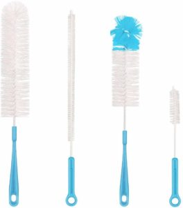 Merdia Multipurpose Brushes Long Bottle Brushes