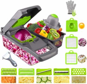 Swongar Pro Vegetable Cheese Grater Durable Fruit Chopper