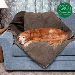 Furhaven Pet Dog Bed Mat