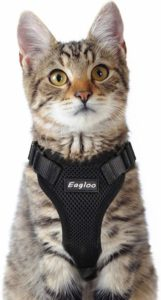 Eagloo Escape Proof Small Cat and Dog Soft Mesh Harness