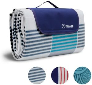 ZOMAKE Picnic Waterproof Extra Large Outdoor Blanket