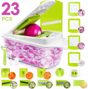 Sedhoom 23 in 1 Vegetable Food Onion Chopper