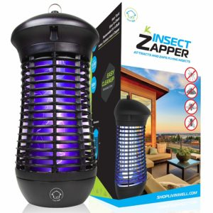 Livin' Well Mosquito Insect Zapper Outdoor Trap