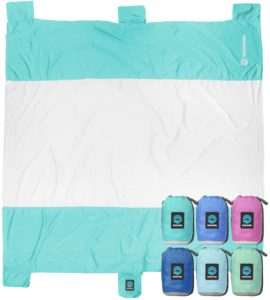 WildHorn Outfitters Sand Escape Nylon Beach Blanket