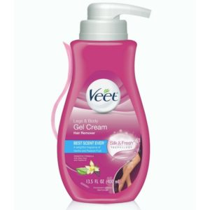 Veet Gel Hair Removal Cream Sensitive