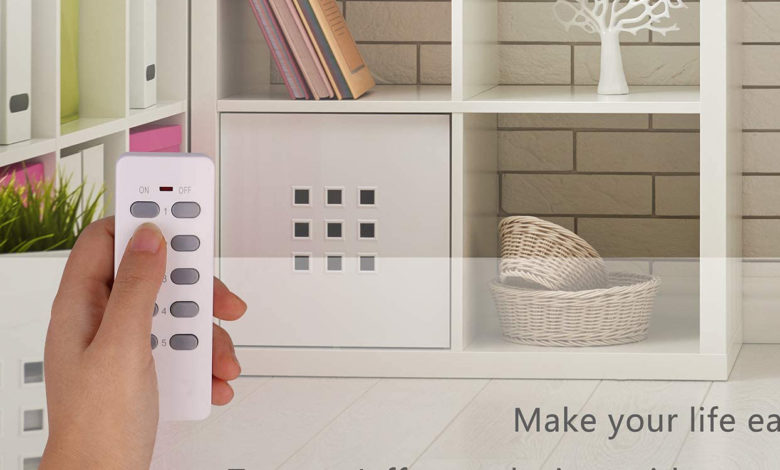 Photo of Top 10 Best Wireless Remote Light Switches in 2021 – Reviews 2.3 (3)