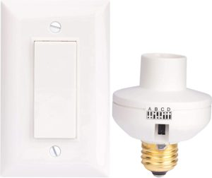 Xodus Innovations Wireless Control Light Switch and Socket