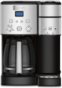 Cuisinart SS-15 12-Cup Coffeemaker & Single-Serve Brewer