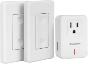 DEWENWILS Wireless Wall Switch and Outlet