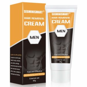 SEGMINISMART Premium Depilatory Cream for Men and Women