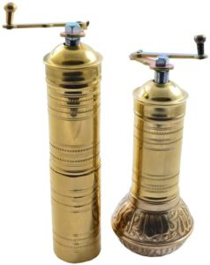 Bazaar Anatolia Manual Hand Grinder Mill for Coffee and Pepper
