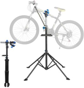 Yaheetech Adjustable 5 inches - 75 inches Pro Bike Repair Stand