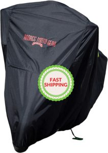Badass Moto Ultimate Motorcycle Cover