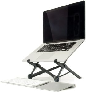 The Roost Adjustable and Portable Laptop Stand