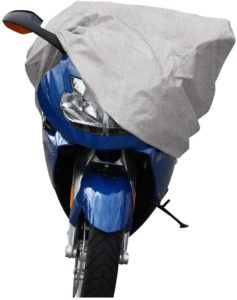 Pilot CC-6322 Silver Motorcycle Cover