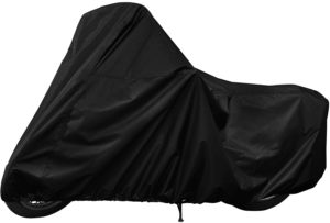 AmazonBasics Deluxe Motorcycle Cover