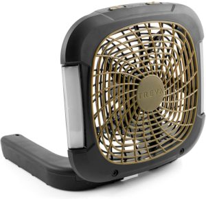 O2COOL Treva 10'' 2 Speed Battery Powered Fan