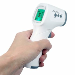 Eccomum Medical Forehead Infrared Thermometer