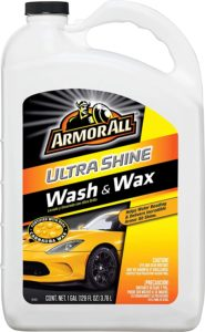 Armor All Car Wash & Wax Bottle for Cars and Motorcycle