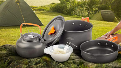 Photo of Top 10 Best Camping Cookware Sets in 2020 – Reviews