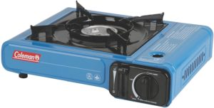 Coleman Butane Stove with Carrying Case