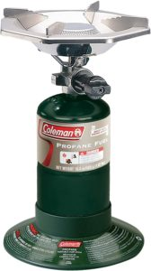 Coleman Bottletop Propane Camping Stove