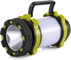 Consciot 6 Modes Rechargeable Camping Lantern Flashlight